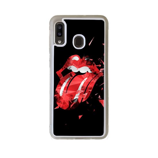 Coque silicone Iphone 6/6S verre Trempé Fan de Rugby Bordeaux Destruction