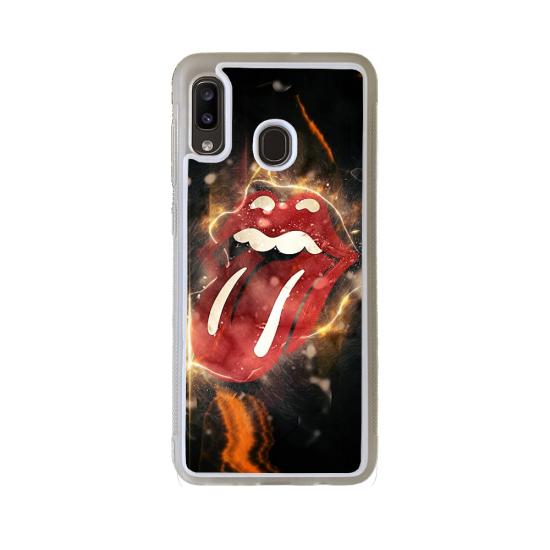 Coque silicone Iphone 6/6S verre Trempé Fan de Rugby Brive Destruction