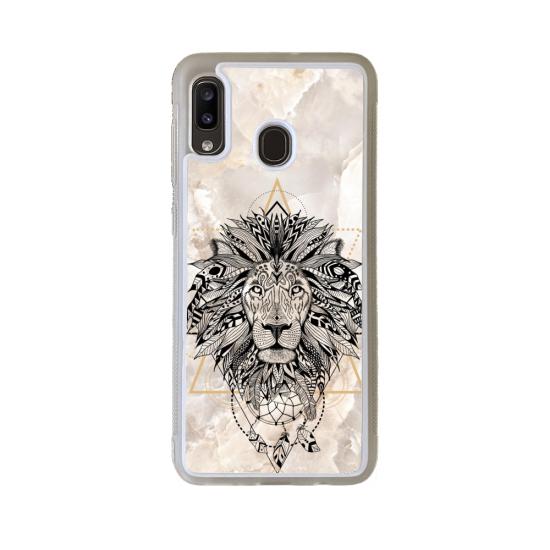 Coque silicone Iphone 6/6S verre Trempé Fan de Rugby Lyon Destruction