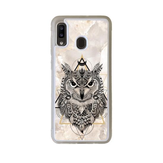 Coque silicone Iphone 6/6S verre Trempé Fan de Rugby Racing 92 Destruction