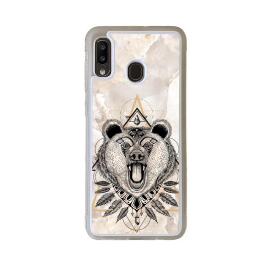 Coque silicone Iphone 6/6S verre Trempé Fan de Rugby Toulon Destruction