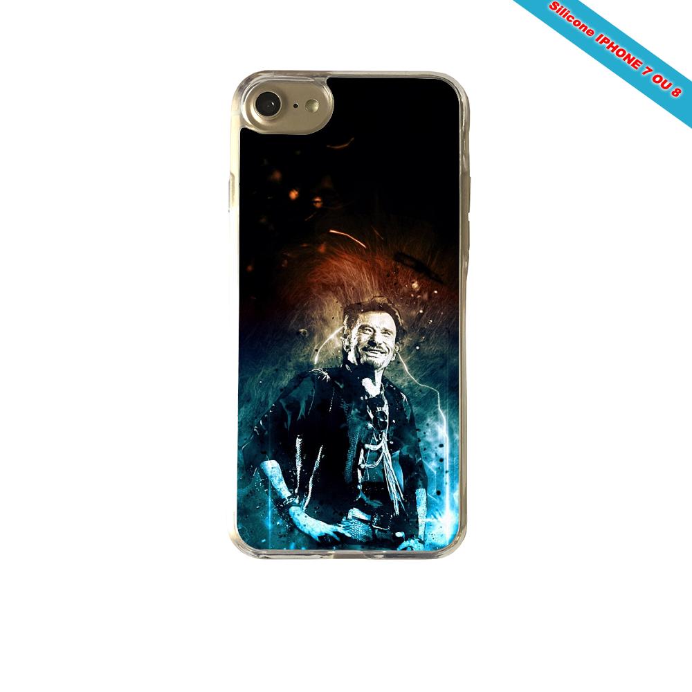 coque iphone x pug