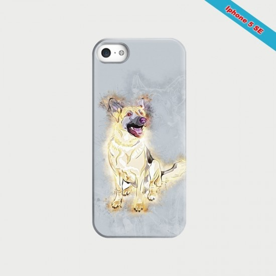 Coque Galaxy S4Mini Fan de Ligue 1 Olympique de Marseille OM