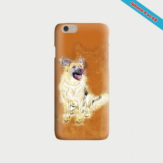 Coque Galaxy S6 Fan de Ligue 1 Olympique de Marseille OM