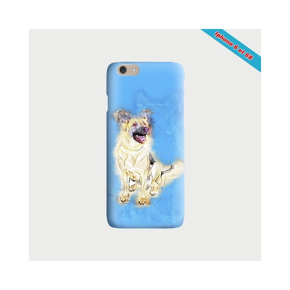 Coque Galaxy S6EDGE Fan de Ligue 1 Olympique de Marseille OM
