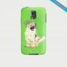Coque Galaxy S3Mini Fan de Marylin Monroe en couleurs