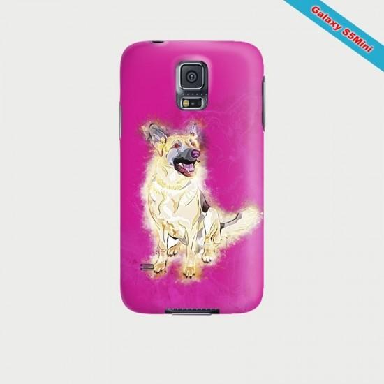 Coque Galaxy S5 Fan de Marylin Monroe en couleurs