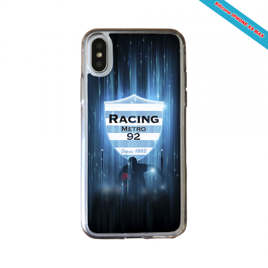 Coque Silicone Galaxy S6 Fan de Rugby Montpellier Super héro
