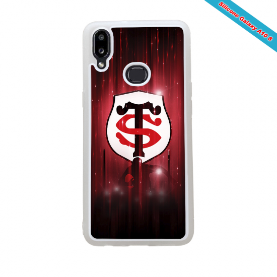 Coque Silicone Note 9 Fan de Rugby Racing 92 Super héro