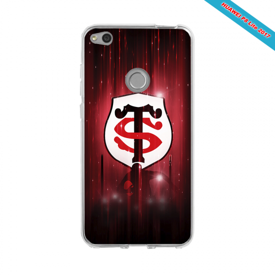 Coque silicone Galaxy J3 2016 Fan de Rugby La Rochelle Super héro