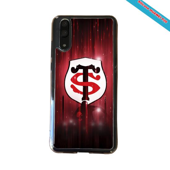 Coque silicone Galaxy J5 2016 Fan de Rugby La Rochelle Super héro