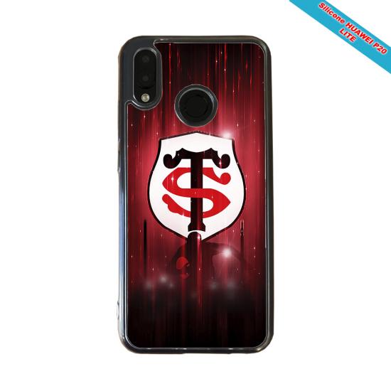 Coque silicone Galaxy J5 2017 Fan de Rugby La Rochelle Super héro