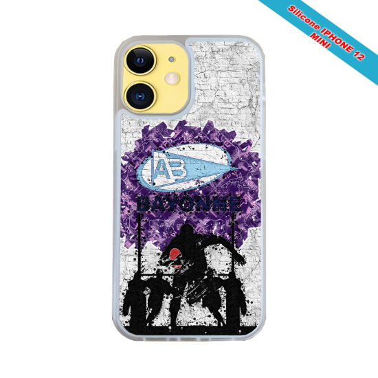 Coque Silicone Note 9 Fan de Rugby Toulon Super héro