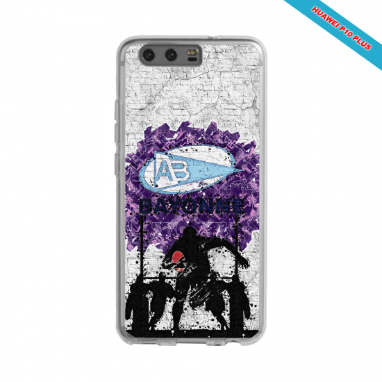 Coque silicone Galaxy J7 2017 Fan de Rugby Toulouse Super héro
