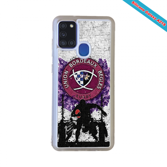 Coque silicone Huawei P9 Fan de Rugby Toulouse Super héro