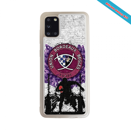 Coque silicone Huawei P10 Fan de Rugby Toulouse Super héro