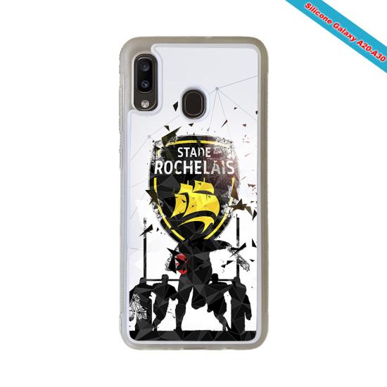 Coque silicone Iphone 12 PRO Fan de Rugby Bayonne Graffiti