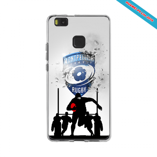 Coque silicone Iphone 11 Pro Max Fan de Rugby Toulon Graffiti