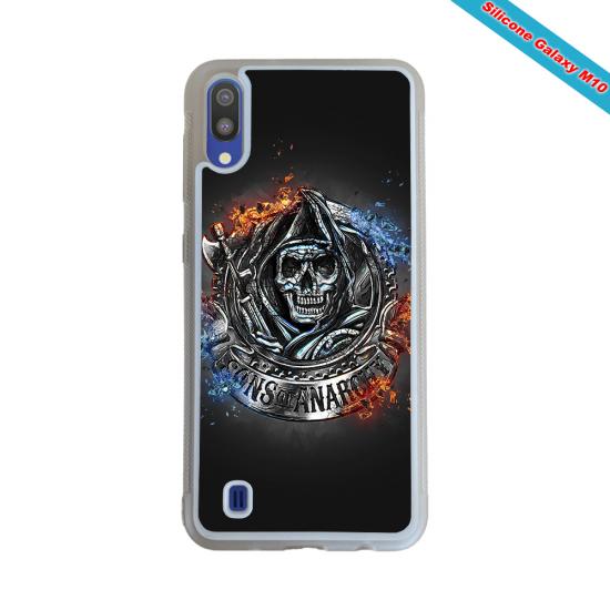 Coque silicone Iphone 11 Pro Max Fan de Rugby Clermont Géometrics