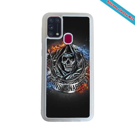 Coque silicone Iphone 12 Fan de Rugby Clermont Géometrics