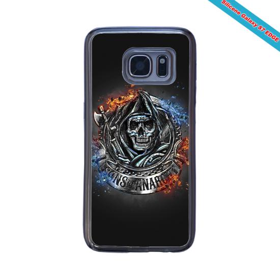 Coque silicone Iphone 12 PRO MAX Fan de Rugby Clermont Géometrics
