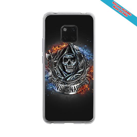 Coque silicone Galaxy M11 Fan de Rugby Clermont Géometrics
