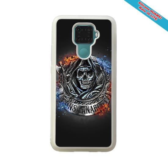 Coque silicone Galaxy M31 Fan de Rugby Clermont Géometrics
