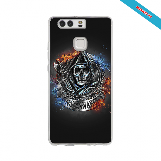Coque Silicone Galaxy S7 EDGE Fan de Rugby Clermont Géometrics