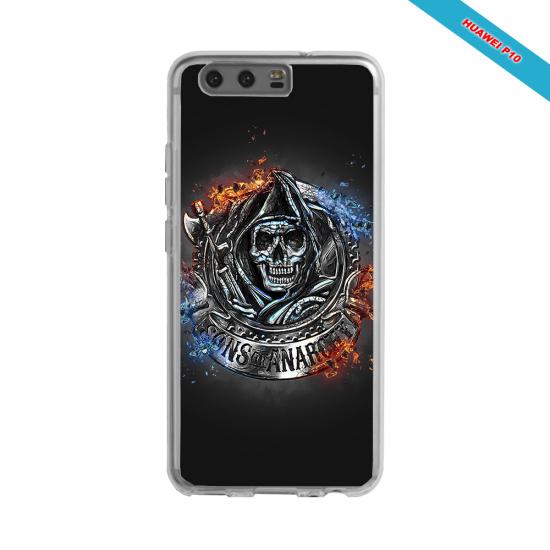 Coque Silicone Galaxy S8 PLUS Fan de Rugby Clermont Géometrics