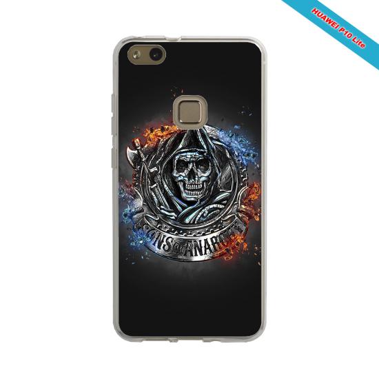 Coque Silicone Galaxy S9 Fan de Rugby Clermont Géometrics
