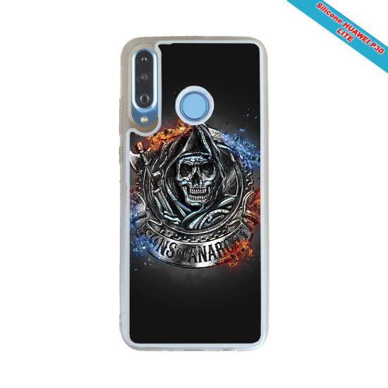 Coque Silicone Galaxy S10 PLUS Fan de Rugby Clermont Géometrics