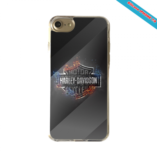 Coque silicone Huawei Mate 10 Fan de Rugby Clermont Géometrics