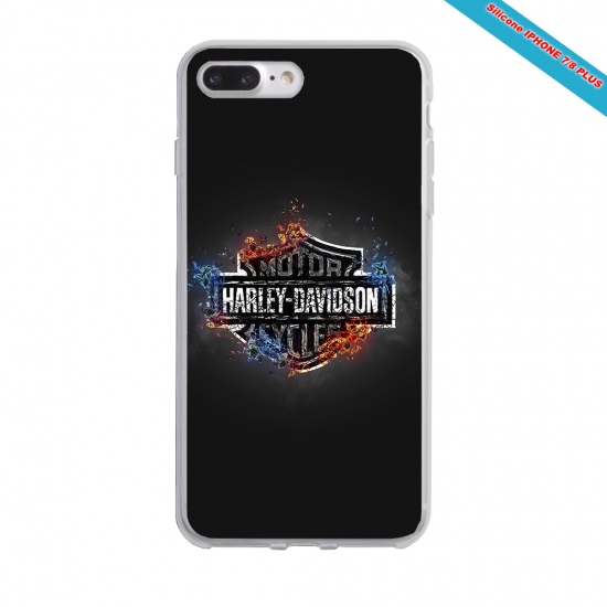 Coque silicone Huawei Mate 10 LITE Fan de Rugby Clermont Géometrics
