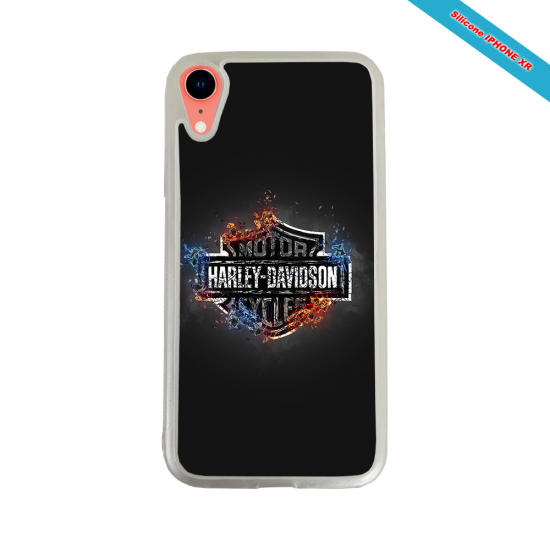 Coque silicone Huawei Mate 20 PRO Fan de Rugby Clermont Géometrics