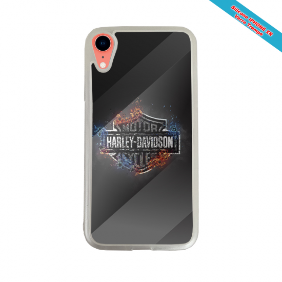 Coque silicone Huawei Mate 30 Fan de Rugby Clermont Géometrics