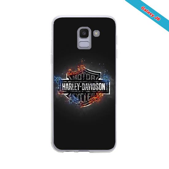 Coque silicone Iphone 11 Pro verre trempé Fan de Rugby Lyon Géometrics