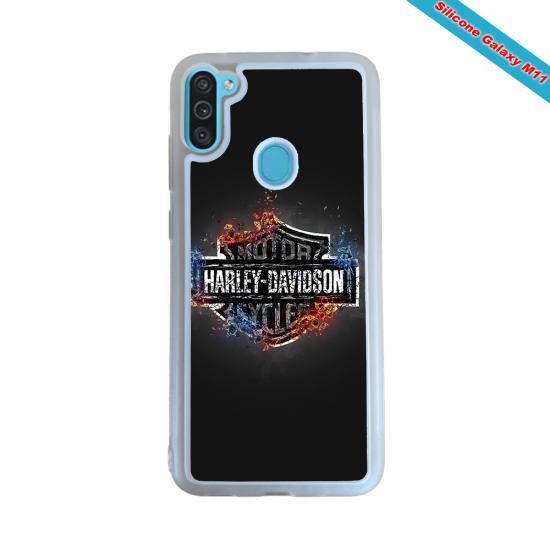 Coque silicone Iphone 12 PRO MAX Fan de Rugby Lyon Géometrics