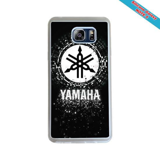 Coque silicone Galaxy J7 2016 Fan de Rugby Montpellier Géometrics