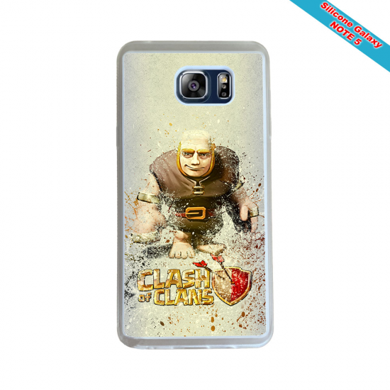 Coque silicone Huawei Mate 10 PRO Fan de Rugby Montpellier Géometrics