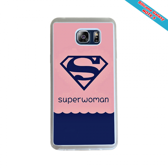 Coque silicone Huawei Mate 20 PRO Fan de Rugby Montpellier Géometrics