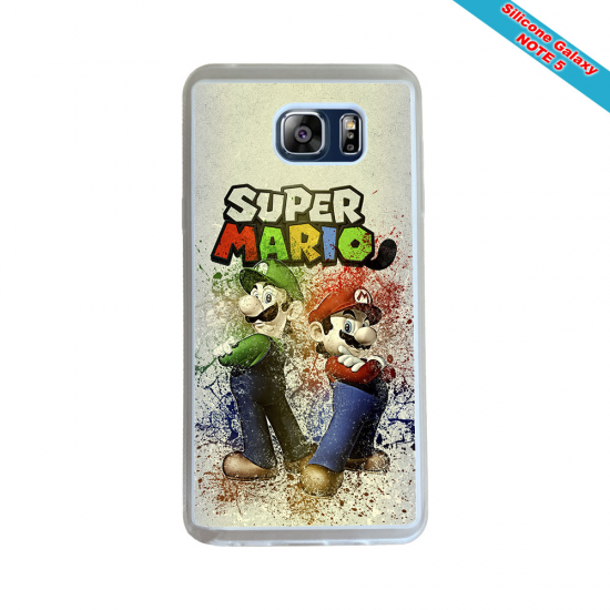 Coque silicone Huawei Mate 30 Fan de Rugby Montpellier Géometrics