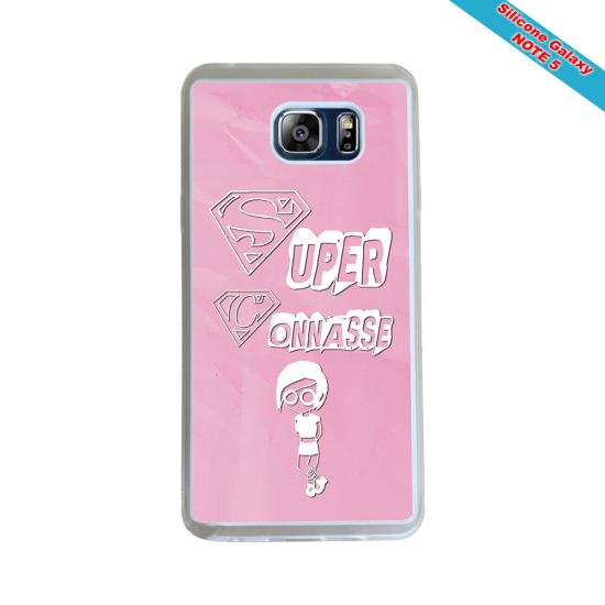 Coque silicone Huawei Mate 30 LITE Fan de Rugby Montpellier Géometrics