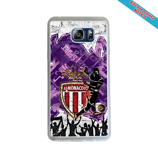 Coque silicone Iphone 12 PRO MAX Fan de Rugby Pau Géometrics