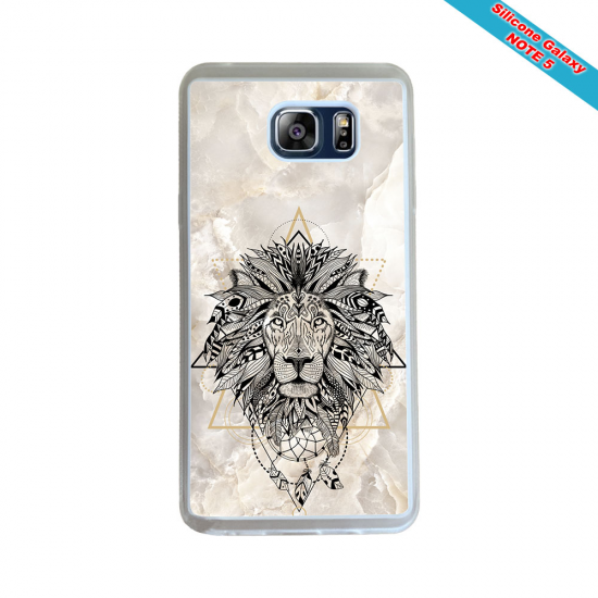 Coque silicone Galaxy A20E Fan de Rugby Racing 92 Géometrics
