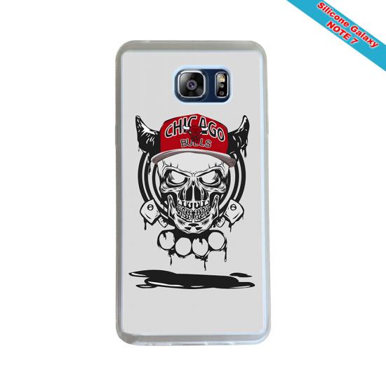 Coque silicone Iphone 11 Pro Max Fan de Rugby La Rochelle Géometrics