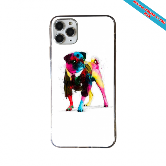 Coque iphone 5C Fan de Ducati Corse version Graffiti
