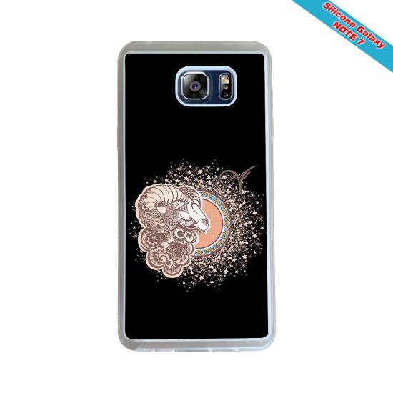 Coque silicone Iphone XS MAX Fan de Rugby Toulon Géometrics