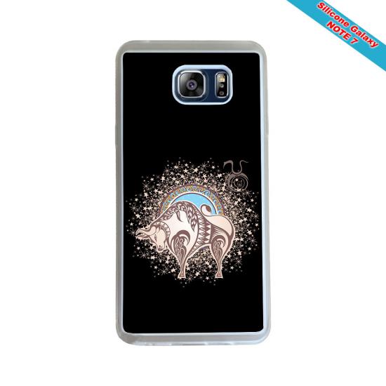 Coque silicone Iphone XS MAX Verre Trempé Fan de Rugby Toulon Géometrics