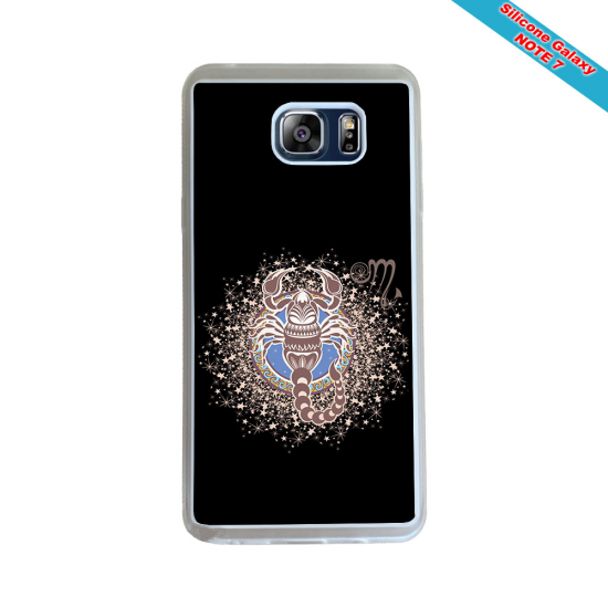 Coque silicone Iphone 11 Pro Max Fan de Rugby Toulon Géometrics