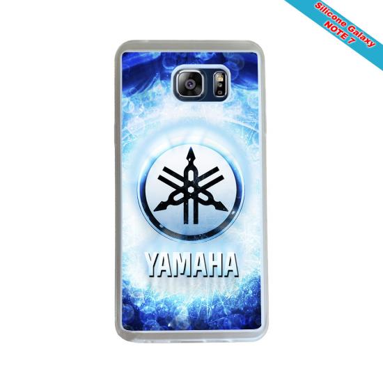 Coque silicone Iphone 12 Fan de Rugby Toulon Géometrics
